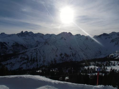 Skigebiet Fellhorn / Kanzelwand