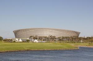 Cape Town Stadium, Spielort der WM 2010