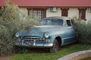 Oldtimer beim Cañon Roadhouse