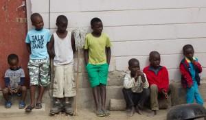 Jungs in Mondesa