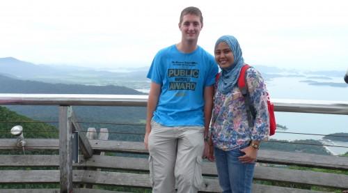 Juli 2010: Gemeinsame Reise auf die Insel Langkawi