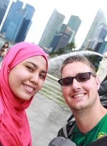 Januar 2012: Treffen in Singapur