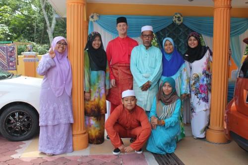 Bild mit Hidaya's Familie