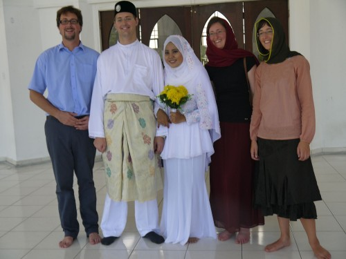 Mit meinen Geschwistern