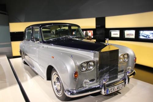 Rolls Royce Sonderausstellung