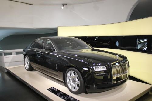 Der aktuelle Rolls Royce Ghost