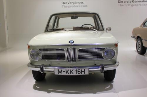 Der Vorgänger des BMW 3ers